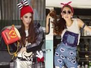 Tư vấn mặc đẹp - Thời trang nổi loạn của cô gái Sài Gòn khi trời 18°C