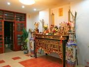 Nhà đẹp - Thần Phật vào nhà trước, mang nhiều điều bình an