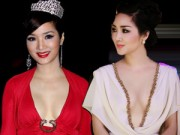 Thời trang - Giáng My: Hoa hậu chăm khoe vòng 1 nhất nhì showbiz