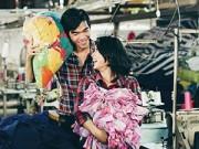 Eva Yêu - Ảnh cưới trong xưởng may đầy sức sống của cặp đôi Sài Gòn