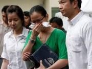 Tin quốc tế - Thân nhân QZ8501 bức xúc vì nhận nửa tiền so với MH370
