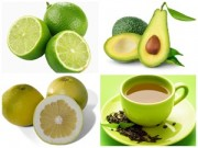 """Sức khỏe - 10 thực phẩm """"vàng"""" cho gan khỏe mạnh"""