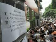 Tin hot - Điều kiện thi công chức Hà Nội: Quá chú trọng bằng cấp