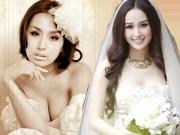 Thời trang - Mai Phương Thúy làm cô dâu gợi cảm dù chưa kết hôn