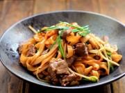 Bếp Eva - Phở xào thịt bò thơm lừng ai cũng mê