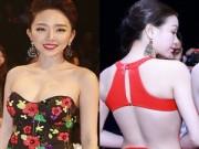 Thời trang - Tóc Tiên, Trà Ngọc Hằng gợi cảm hết mức xem thời trang