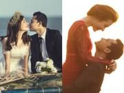 Làng sao - Ngắm ảnh cưới ngọt ngào của vợ chồng Huỳnh Đông