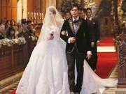 Làng sao - Đám cưới hoành tráng của Châu Kiệt Luân tại Anh