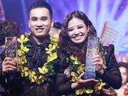 Âm nhạc - Hà Duy - Hoàng Yến đăng quang Cặp đôi hoàn hảo 2014