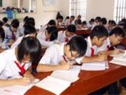 Tin tức - 6/2 sẽ thực hiện khảo sát học sinh lớp 7 tại TP.HCM