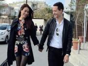 Làng sao - Trương Ngọc Ánh - Kim Lý nắm tay lãng mạn tại đảo Síp