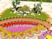 Tin tức - Đà Nẵng trang trí vườn hoa 5 tỉ đồng