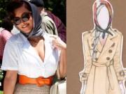 Tư vấn mặc đẹp - 7 cách quàng khăn quyến rũ nhất mùa Đông này
