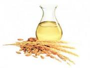 Làm đẹp - Bí quyết chống lão hóa từ dầu gạo