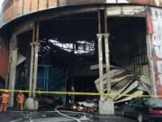 Tin tức - Cháy lớn ở Đài Loan, 6 lính cứu hỏa thiệt mạng