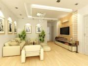 Nhà đẹp - Nghệ thuật trang trí phòng khách thu hút mọi ánh nhìn