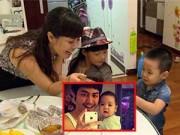 Làng sao - Tiết lộ hình ảnh hiếm hoi về vợ MC Phan Anh