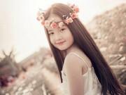 Làm mẹ - Vẻ đẹp của cô bé Hà Nội 6 tuổi giống Angela Phương Trinh