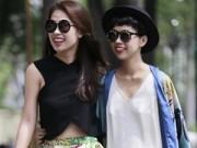 Thời trang - Ngắm 2 quý cô mặc đẹp nổi tiếng Sài Gòn