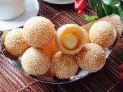 Bếp Eva - Bánh rán lúc lắc hấp dẫn cuối tuần