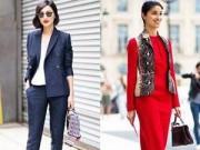 """Thời trang - Bí quyết """"vàng"""" để là nữ công sở thành đạt và quyến rũ"""
