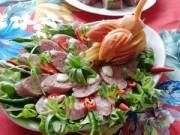Bếp Eva - Cách làm nem chua thơm ngon đãi khách
