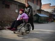 Tình yêu - Giới tính - Ông lão 69 tuổi đóng từng bậc thang tình yêu cho vợ