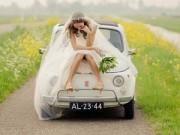 Thời trang cưới - Những bức ảnh cưới lay động mọi trái tim
