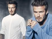 """Hậu trường - David Beckham đẹp trai """"chết người"""" trong bộ ảnh mới"""