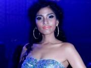 Thời trang - Trương Thị May bất ngờ bốc lửa với váy cúp ngực
