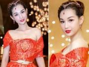 """Thời trang Sao - """"Loạn nhịp tim"""" trước vẻ quyến rũ của MC Quỳnh Chi"""