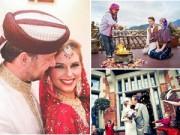Chuyện tình yêu - Cặp đôi đi khắp thế gian, tổ chức đám cưới 66 lần