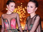 Người mẫu - Dương Yến Ngọc phập phồng sau lớp áo mỏng
