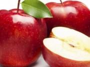 Mua sắm - Giá cả - Vi khuẩn trong táo Mỹ gây chết người nguy hiểm thế nào?