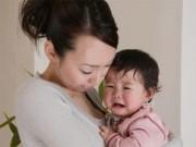 Nuôi con - Phản ứng của bố mẹ khi con khóc tác động đến tương lai trẻ