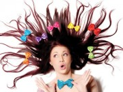 Tư vấn làm đẹp - Rinh phụ kiện tóc đẹp chơi Tết Ất Mùi