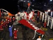 AirAsia QZ8501: Vớt 6 thi thể ngập dưới bùn
