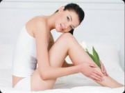 Làm đẹp - Những lỗi không nên mắc khi cạo lông chân