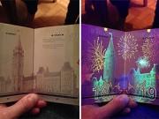 Lạ - Độc - Vui - Cận cảnh hộ chiếu mới độc đáo của Canada