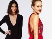 Tư vấn mặc đẹp - Ngực nhỏ, chọn váy dạ tiệc nào mới quyến rũ?