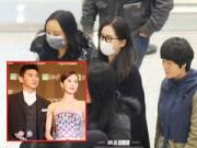 Làng sao - Lưu Thi Thi một mình lộ diện sau khi kết hôn