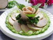 Bếp Eva - Cách làm giò lụa siêu ngon cho Tết