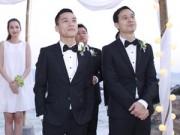 Thời trang - Đám cưới đẹp như cổ tích của NTK đồng tính Adrian Anh Tuấn