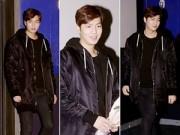 Làng sao - Lộ mặt béo ú, Lee Min Ho vẫn rất điển trai