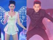 Làng sao - Tóc Tiên, Isaac nổi bật trong liveshow 1 của The Remix 2015