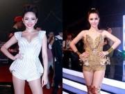 """Thời trang - Tóc Tiên, Đông Nhi mặc siêu ngắn không """"phản cảm"""""""