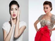Nhân vật đẹp - Top 7 sao Việt sở hữu tóc mái đánh phồng đẹp nhất