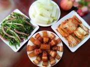 Bếp Eva - Cả nhà thích thú vì bữa cơm chiều ngon
