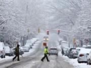 Tin tức - Bão tuyết lớn kỷ lục đe dọa bờ Đông nước Mỹ