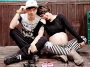 Bà bầu - Ảnh bầu đẹp mê mẩn của cặp đôi Hà Nội thích chụp ảnh